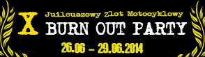 X Burn Out Party 2014