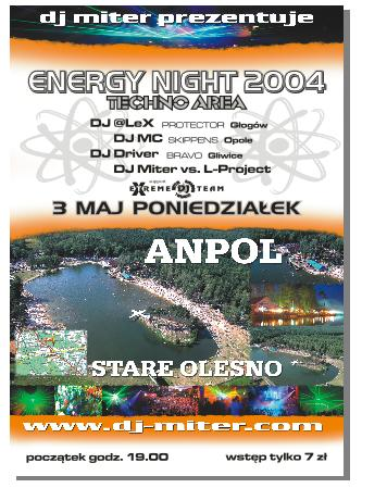 Energy Night 2004
