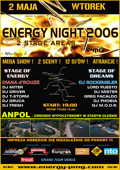 Energy Night 2006