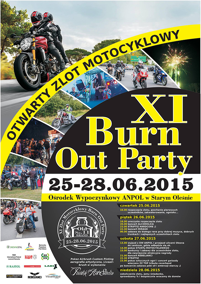 XI Burn Out Party 2015
