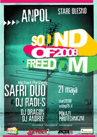 sound of freedom 2008